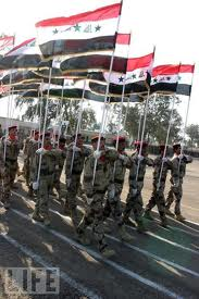 Reminder: A parade Thursday Jan 6; Iraqi army anniversary